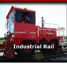 Industrial Rail